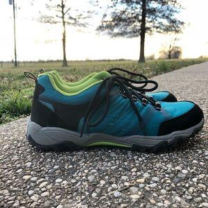 Khombu Teal Ellis Sneakers